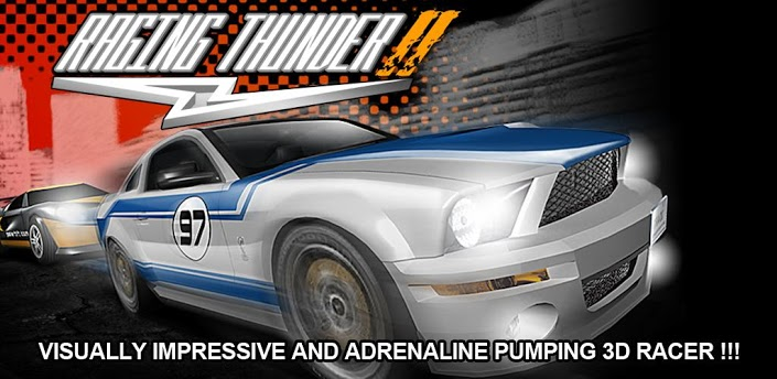 Raging Thunder 2 HD v1.0