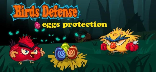 Birds Defense-Eggs Protection v1.1