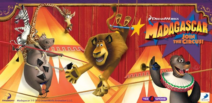 Madagascar Join the Circus! v1.0.2