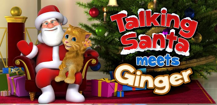 Talking Santa meets Ginger v1.2