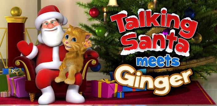 Talking Santa meets Ginger v1.2