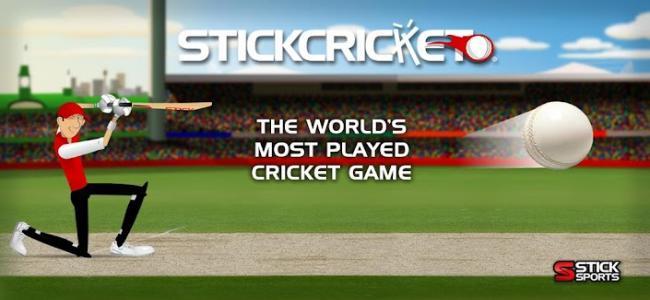 Stick Cricket v1.2.0