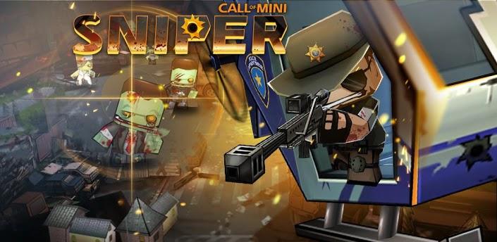 Call of Mini: Sniper v1.1
