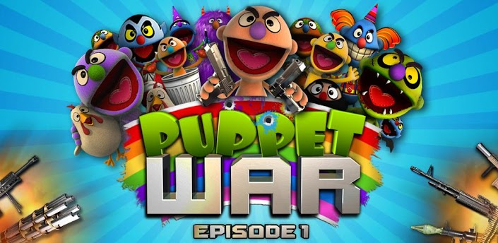 Puppet War:FPS ep.1