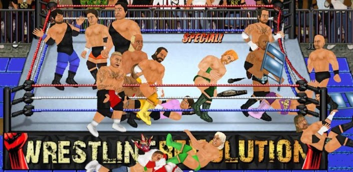 Wrestling Revolution (PPV) wwe