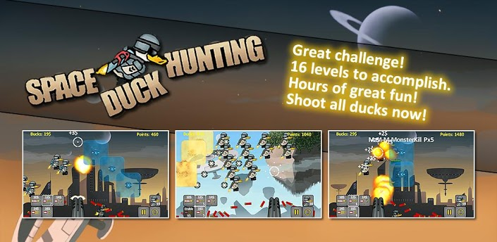 Space Duck Hunting
