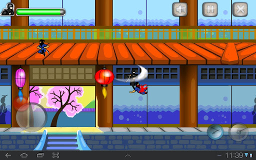 Ninja game:Legend of Kage