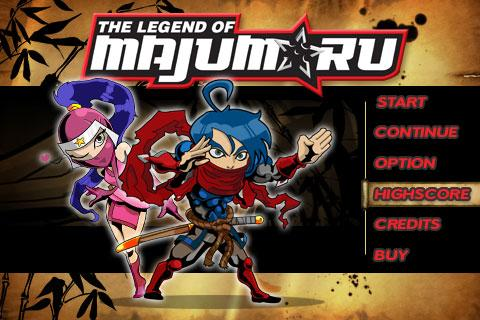 Legend of Majumaru