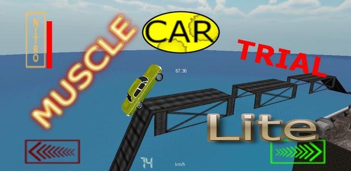 Muscle car trial Lite