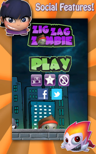 Zig Zag Zombie