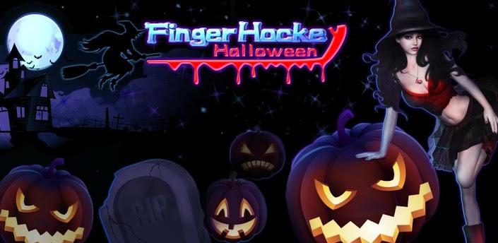 FingerHocke Halloween