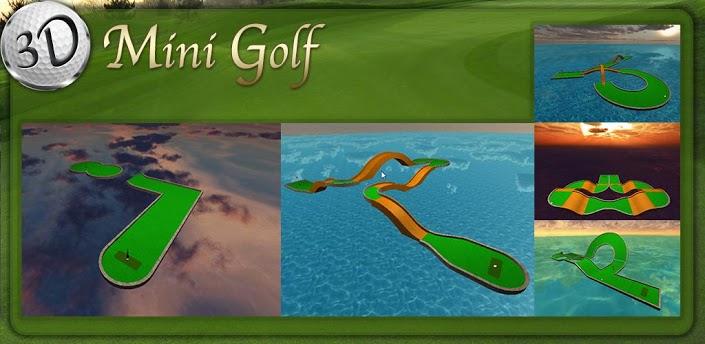 Mini Golf Stars 3D: Putt Putt
