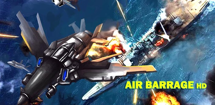 Raiden-Air Barrage HD