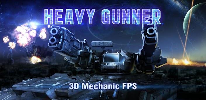 Heavy Gunner 3D
