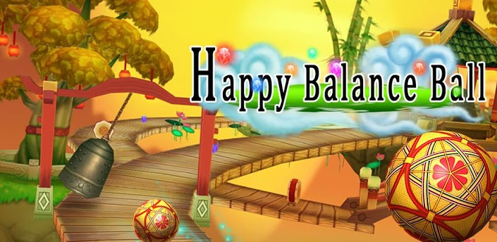 Happy Balance Ball