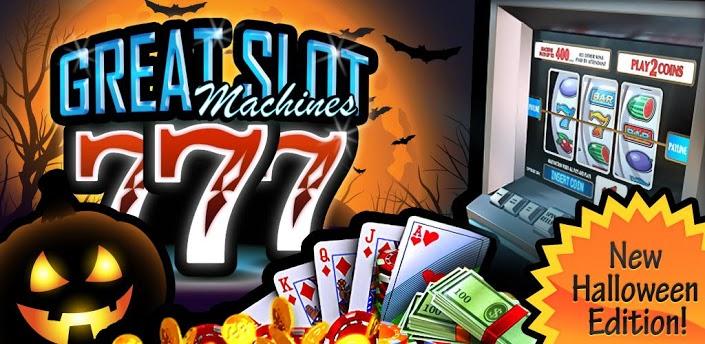 Great slot machines