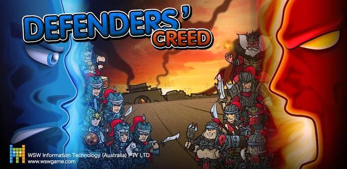 3 Kingdoms TD:Defenders' Creed