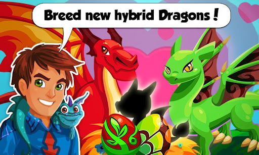 Free Dragon Story
