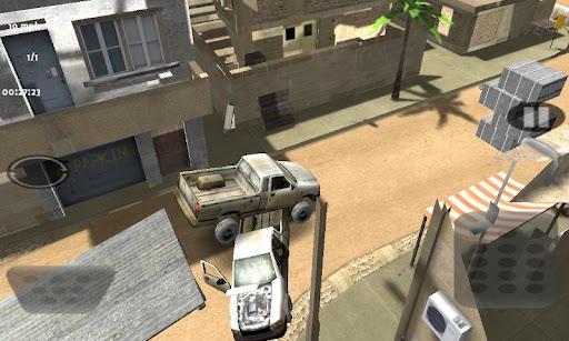Arab Stunt Racer