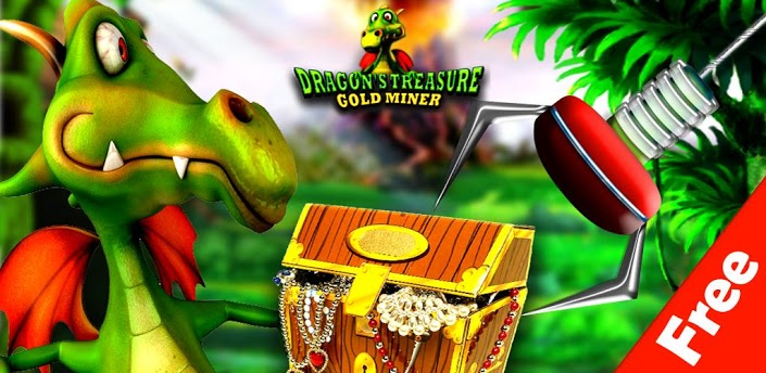 Dragon Treasure - Gold Miner