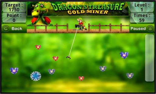 Dragon Treasure - Gold Miner