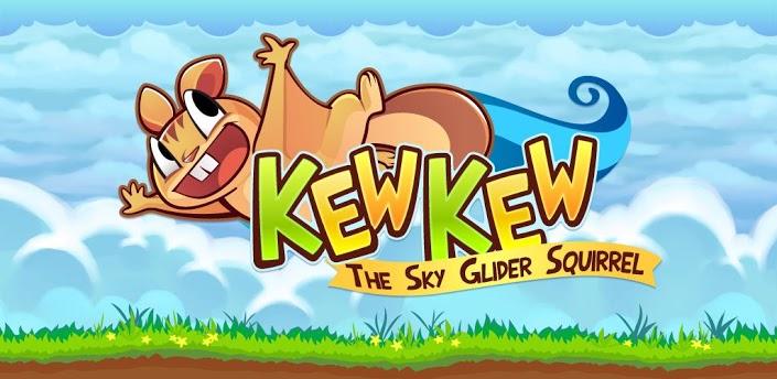 Kew Kew - Sky Glider Squirrel