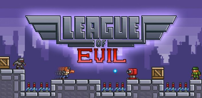 Скачай League of Evil на Андроид компьютер