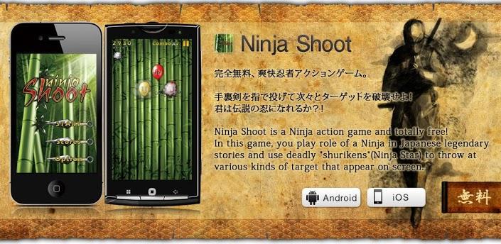 Ninja Shoot