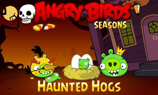 Angry birds seasons - фото 10