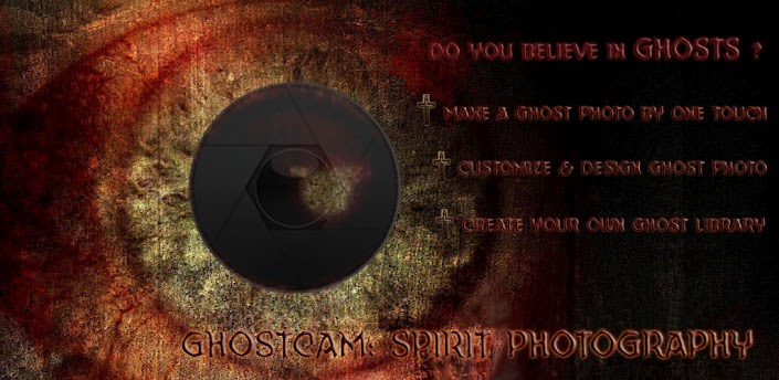 GhostCam: Spirit Photography