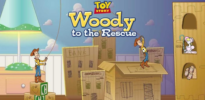 Toy Story Games Woody To The Rescue : Woody to the rescue android games free