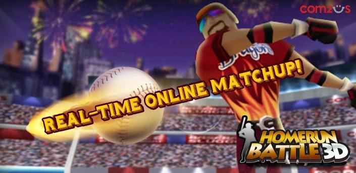 Homerun Battle 3D HD