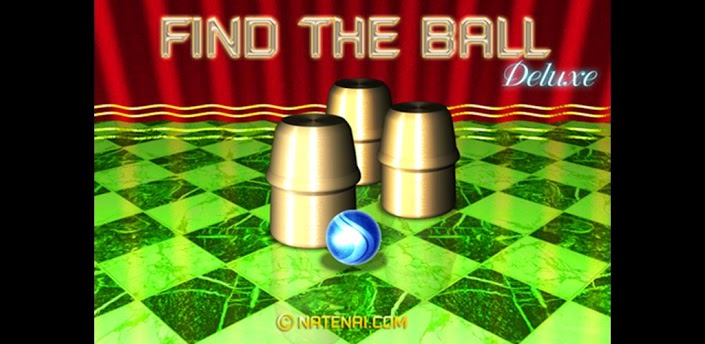 Find The Ball