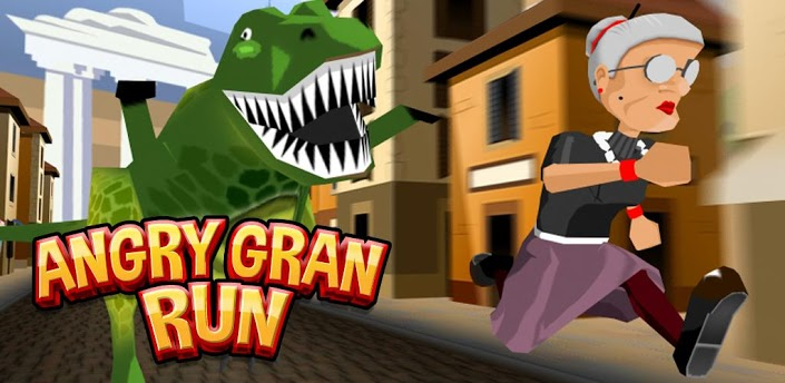Download angry gran run running game (mod money) 1. 65 apk for.