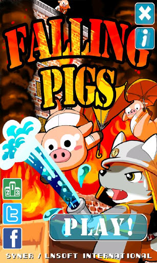 Falling Pigs for Android