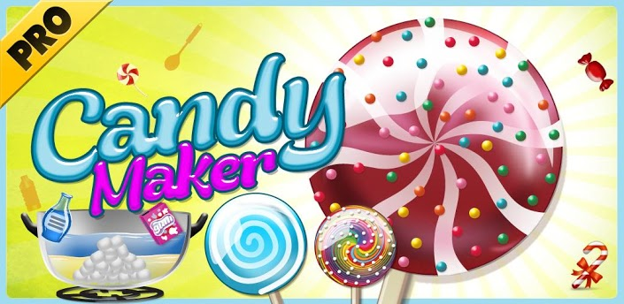 Candy Maker-Ads Free