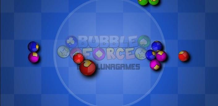 Bubble Force