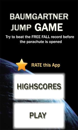 Baumgartner Jump Game Stratos