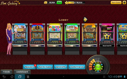 download slot galaxy