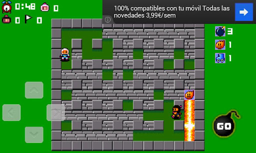 Bomberman Free