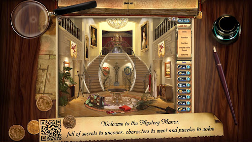 Mystery Manor Game Online