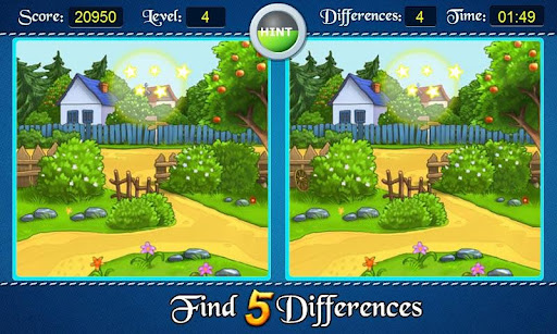 Find Five Differences 187 Android Games 365 Free Android Games Download