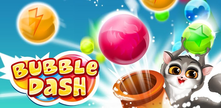Bubble Dash - Bubble Shooter l Version: 1.0 | Size: 945KB