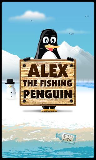 Alex the Fishing Penguin