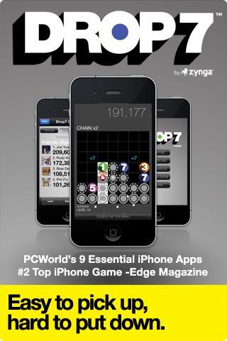Drop7 by Zynga