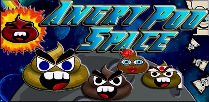 Angry Poo Space