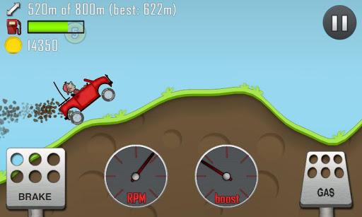 Hill Climb Racing Android Games