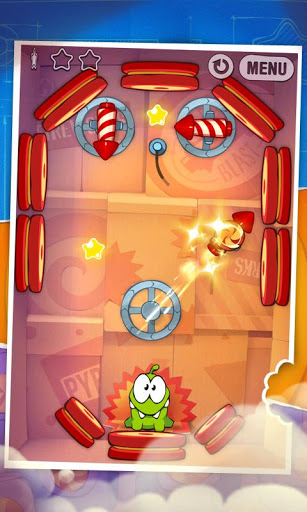 Cut the Rope:Experiments