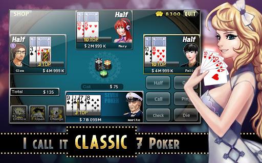 Seven Poker & Texas Hold'em