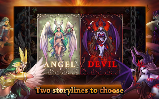 Destiny Defense:Angel or Devil